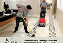 Commercial Cleaning / by BBM Commercial Cleaning
