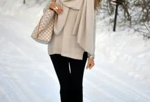 Winter Fashion / by Natalie Khouri