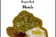 Rocks and Minerals / by Tammy Evans