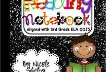 3rd Grade Literacy / by Sar ah