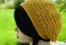 crochet hats / by Joanie Benninghofen Carter