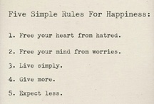 Happiness / by Phyliss Flanagan