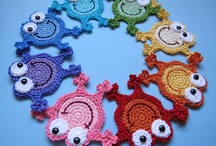 Crochet applique / by Camilla Jensen