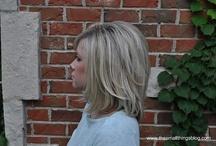 Hair Ideas / by Jennifer Garrison