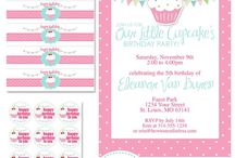 printable and idea's for party's / by Christie Taylor