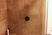 Bathroom remodel / by Melissa Bailey