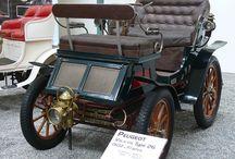 Ancient Cars ( 1900-1949 ) / by Alec Caprari