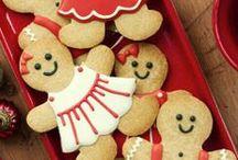 Christmas - Winter Cookies / by Annette Kiehn