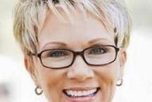 Short hair cuts / by Judy LeGrand
