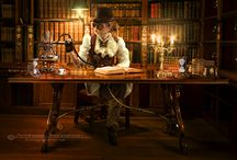 steampunk librarian ideas / Steampunk ideas and options for my cosplay. / by Katie Buxbaum