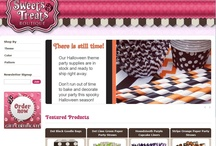 Sweets & Treats Boutique - Website & Blog / Find our current sales and discount codes here to be used in our shop at shopsweetsandtreats.com. Coupon expiration dates can be found on our site. / by Sweets & Treats Boutique