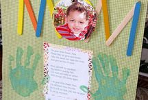mothers day crafts / by Christa Powell
