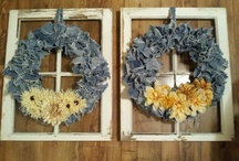 Wreaths / Wreaths / by Lorie Emmons