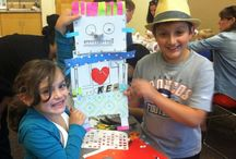 Look what I made at the library! / Our talented patrons show off their creations. / by Multnomah County Library