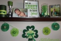 St. Patrick's Day / by Chrissie Kimble