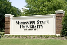 Mississippi State Bulldogs / by Ann Holt