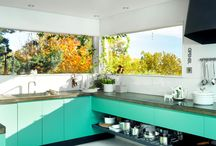 Interior Design: Kitchen/ Dining Area / by Julia Vogel