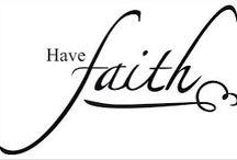 Walk in Faith Blog / by Brandi Fisher