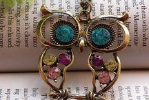 Owls :) / by Janet Hernandez