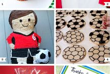 Soccer Party / by Victoria Flanders