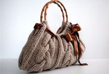 Handbags/totes / by Ashlee Johnson