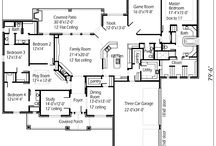 Residential Floor Plans / by Kennedy Lane