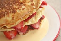 Breakfasts That Make You Want to Rise and Shine / by Shawna Hittesdorf