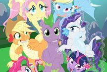 My Little Pony / by Christina Lopez