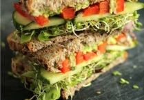 Sandwiches: Vegetarian / Collection of veggie sandwiches / by MijoRecipes