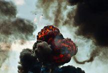 Explosions / by Adam Hook