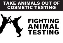 Stop Animal Testing! / by Hannah