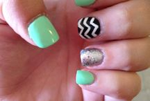 Nails I've done / by Nena Phipps