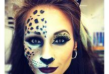 Halloween Makeup / by Arianna Berend