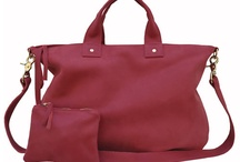 must-have bags big & small / gorgeous hand bags / by One Hungry Mama