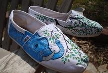 ***Painted Shoes*** / by Rachel A. Leftridge