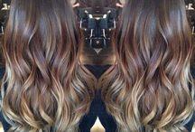 Ruth's hair / by MOniica Contreras