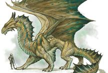 For Beyond This Place There be Dragons / I love dragons, especially Celtic dragons.  / by Joyce Lavene