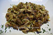 Stockpile Recipes / #stockpile #recipes #frugal #moneysaving #coupons / by Stockpiling Moms