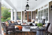 Outdoor Porch / by Fiona Browne