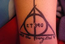 Tattoos<3 / by Holly Ann Batt