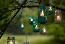Canning Jar Ideas / by Renee Templeton