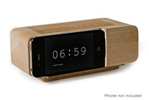 iPhone Alarm Clock Docks / by Alexandra Friedman