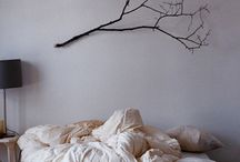 Bedroom eyes. / Beautiful spaces to lay your head.  / by Oh So Lovely Vintage