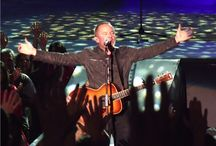 Chris Tomlin and the #BurningLights Tour / A night under the stars with Chris Tomlin and Kari Jobe and Louie Giglio. A powerful night of worship and praise. / by Pollinate Media Group®