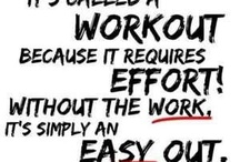 I WORKOUT!! / by Tiffany Moore