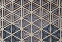screens patterns facades / by angela k