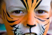 Art ED:  Face Painting / by Rachel Bingham
