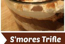 A truffle, a trifle... / Trifle desserts / by Jackie Barnes