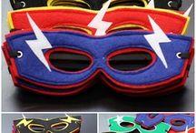 SuperHero Party / by Renee Saia