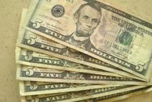 money money money / by Michelle Smith
